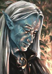 Elf by artoftas