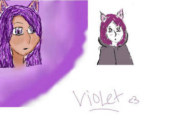 Violet by OokeannaoO