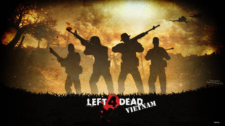 Left 4 Dead Vietnam (loading Screen) by HydraliskMarineSC2