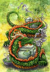 Long Jing V2 by Kirsch-vanderWit