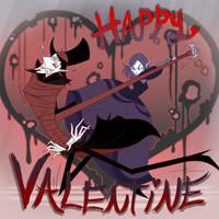 Happy Valentine by ChibiDonDC