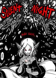 Silent Night by ChibiDonDC