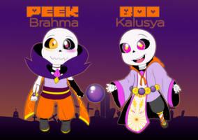 Peek-a-Boo design by CyaneWorks
