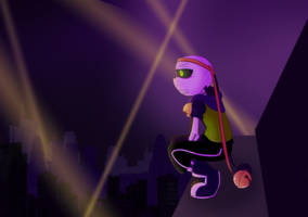 .:UNDERCHASER:. The underground lights by CyaneWorks