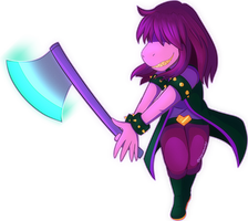 Susie by CyaneWorks