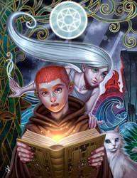 The Secret of Kells by SaraForlenza