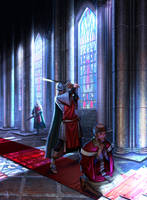 Murder in the Cathedral by SaraForlenza