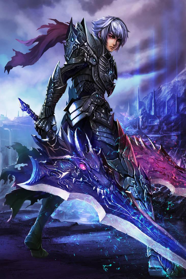 Sword Master - enhanced version by chaosringen
