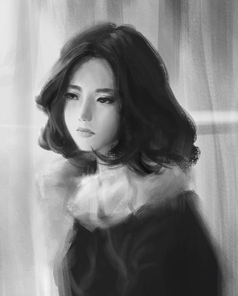 MISS DOH  Girl_study_by_chaosringen_d8sditb-pre