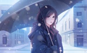 Winter Love by chaosringen