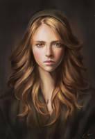 Classic Girl by chaosringen