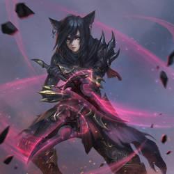 Moiara Starflower by chaosringen