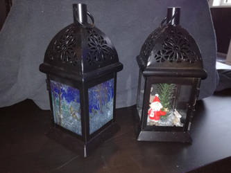 Christmas Decoration 4 by Shottis
