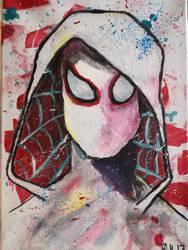 Spider-Gwen by Shottis