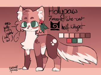 Hollypaw - REF by N14NT
