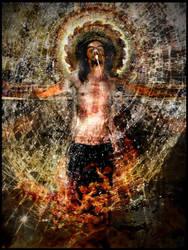 Jesus Christ Pose by spin-city