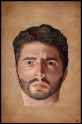 Self portrait by DottGonzo