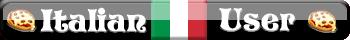 Italian User Signature Banner by DottGonzo