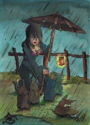 Rain by Pessaro