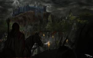 Medieval Battle by dbocanegra