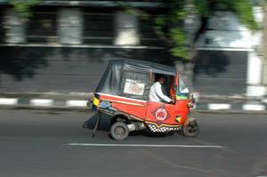 Speedy Bajaj by engine-kyo