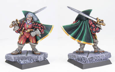 Warhammer Quest Imperial Noble - SOLD by PrincipeFenice