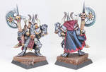 Warhammer Quest Chaos Warrior by PrincipeFenice