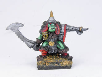 Grenadier Orc Lord - 1992 by PrincipeFenice