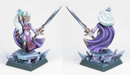 Talisman Dark Elf Sorceress - Updated - SOLD by PrincipeFenice
