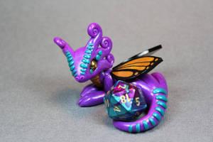 Butterfly Dragon by ShaidySkyDesign