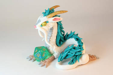 Haku Sculpture by ShaidySkyDesign