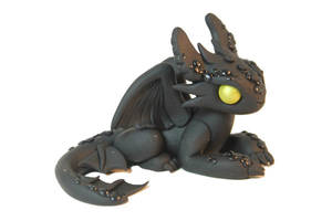 Toothless by ShaidySkyDesign