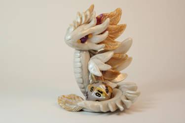 Elemental Air Dragon by ShaidySkyDesign
