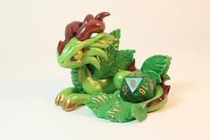 Elemental Earth Dragon by ShaidySkyDesign