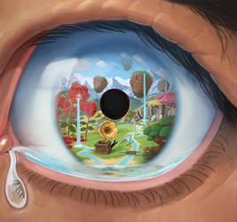 The Poet's Eye by Pa-Bu
