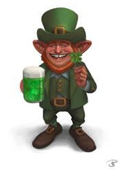 Happy St. Patrick's Day by Pa-Bu