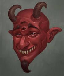 El diablo by Pa-Bu