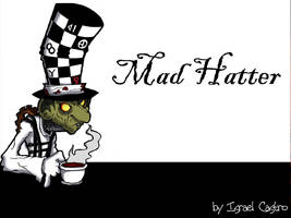 Mad hatter by CheshireCatEZ