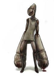 Silent Hill 3 - Closer by Zygot