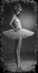 Ballet Princess Attitude by deija