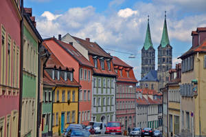 Bamberg, Kaulberg street by Irondoors