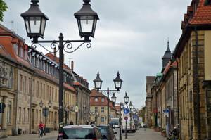 Friedrichstrasse, Bayreuth by Irondoors