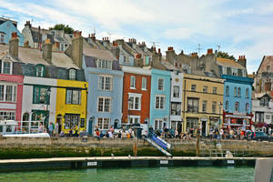 Weymouth Harbour by Irondoors