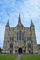Salisbury Cathedral by Irondoors