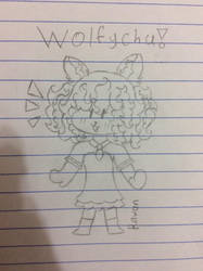 Wolfychu! by roxieawad