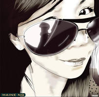 Vector Portrait - Maine Ng by Maltheo2005