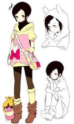 Pokemon Mari by WikiME
