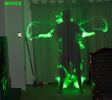ghostly raver by BiOzZ