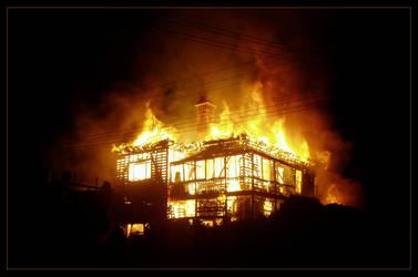 Night fires burn brightest by theodamus