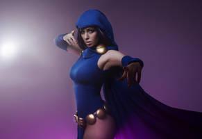 Raven (DC) by SmirkoO